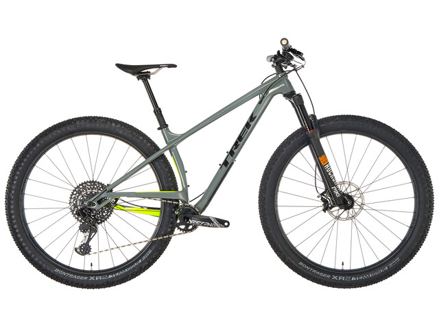 Trek Stache 9.7 slate/volt green